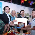 Berger Paints Awarded Special Children for Painting